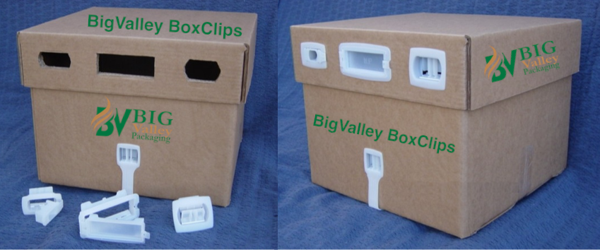 BCLIP-HP602W Connecting clip corro jointed fasteners