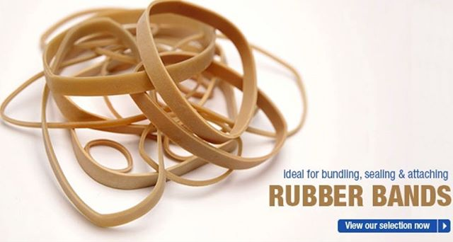Rubber Bands @bigvalleypkg  Multi-purpose bands are ideal for bundling, sealing and attaching. Economical bands are reusable. Superior stretch makes banding a wide variety of items convenient. Packaged in one pound plastic bags. BAN420 and BAN421 are in 5 pound bulk bags. Rubber bands are sold by weight. Case counts are approximate. #rubberband #rubber #stretch #bundles #banding #packaging #packing #shipping #supply #slingshot @bigvalleypkg #www packingshippingsupplies #dotcom