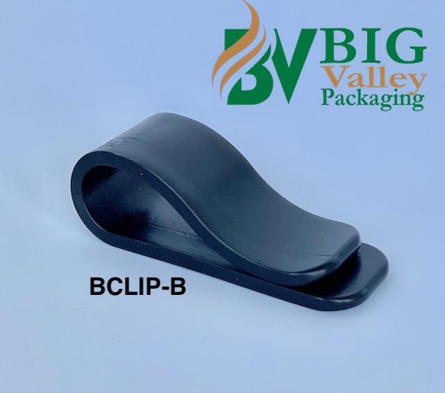 Black bclip - Black BCLIP Clips hold carton box flaps open