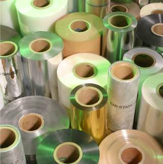 Film Foil Poly Tyvek Scrim Green Nuclear and ESD Anti Static Films