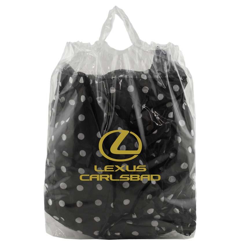 Plastic shopping bags printers printed logo