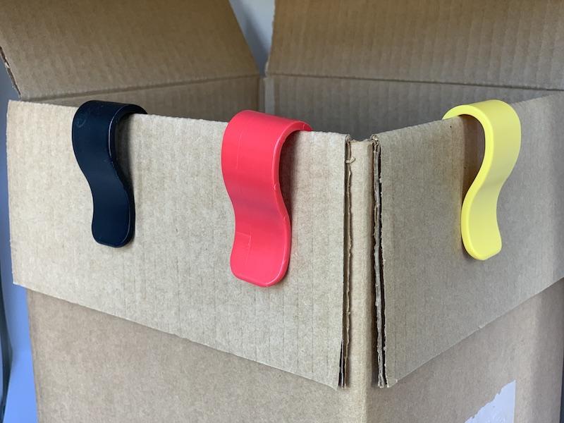 Bclip box flap Holders -