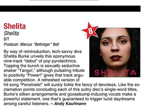 Hey Family, The Shelita album I produced is being featured in September's Music Connect Magazine (@music_connection) issue. Shelita (@shelitaburke) is one of the voices of the new music business movement. Feel free to add the album to your playlists and lift your spirit. 🔔🔔🔔 #musicproducer #popartist #musically