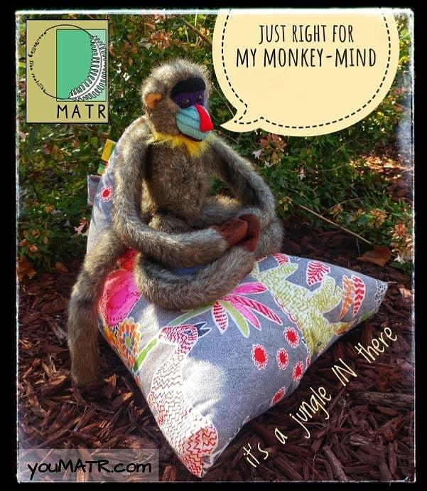 Come, Sit ... Chill (Your monkey-mind will thank you 😜) #staycentered #MATR #gowiththeflow #monkeymind #simplelifehappylife #yogalife #mindfulliving #createexplore #adventure #kundalini #zenmoment #sittingroom #livingroom #contemplation #conscious #creation #zenlife