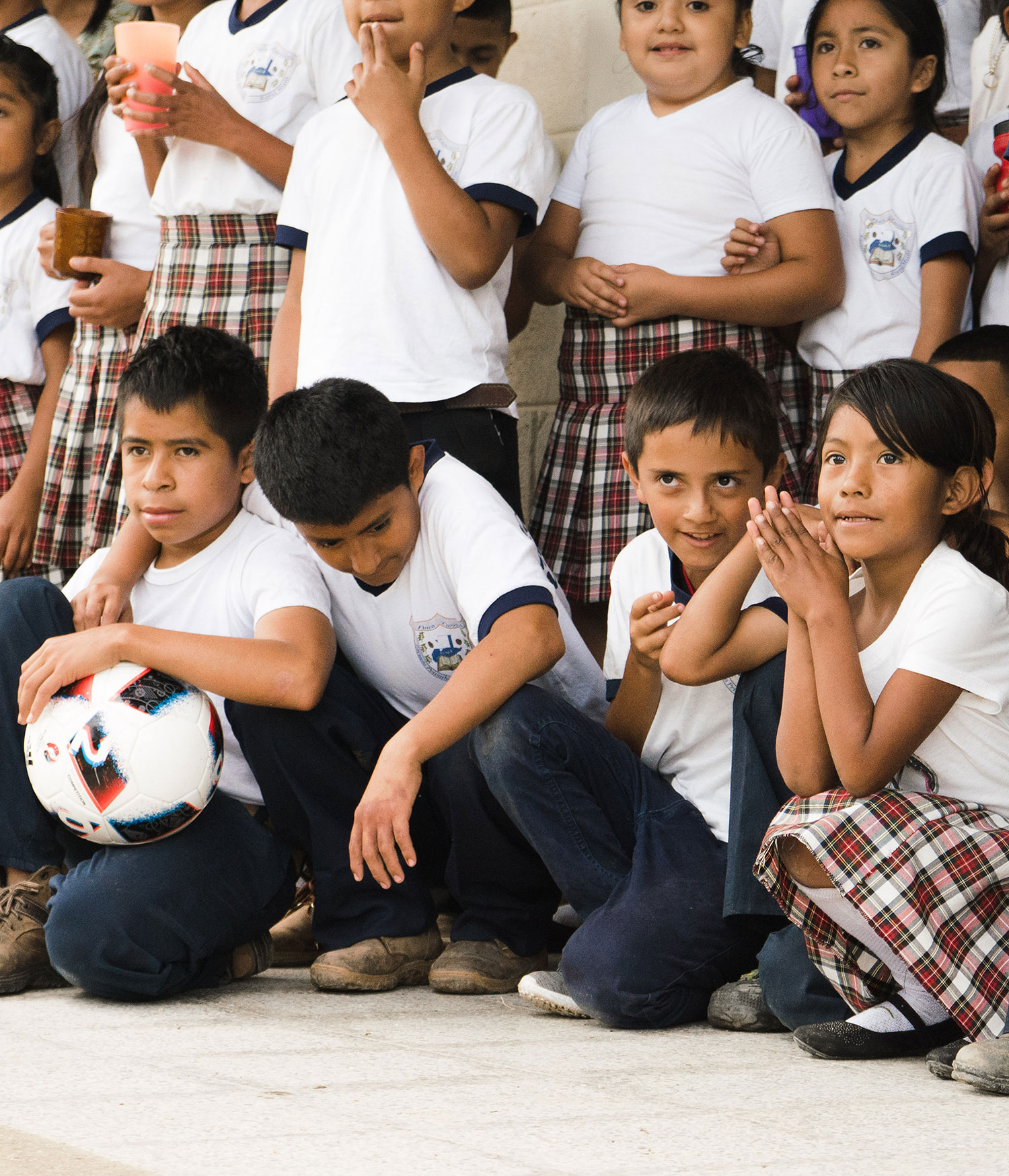 Bean Around The World school in Guatemala