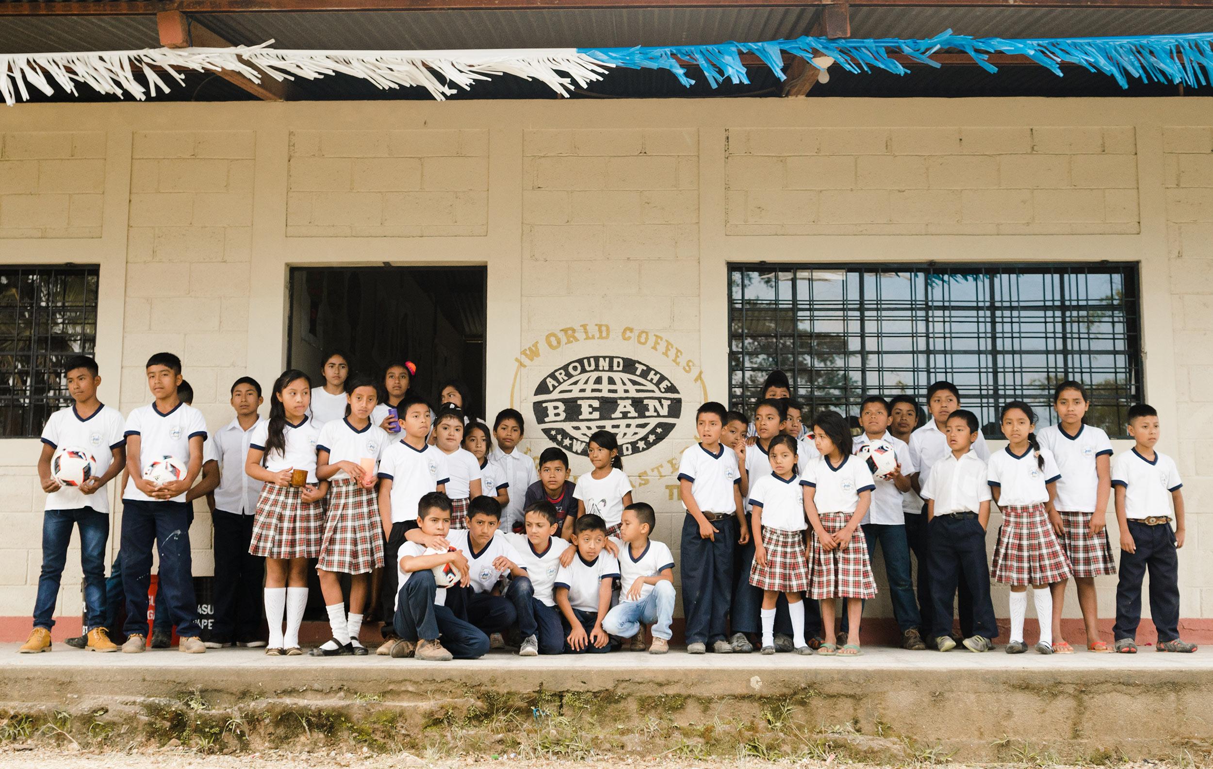 Escuela Privada Finca Carrizal Bean Around The World school