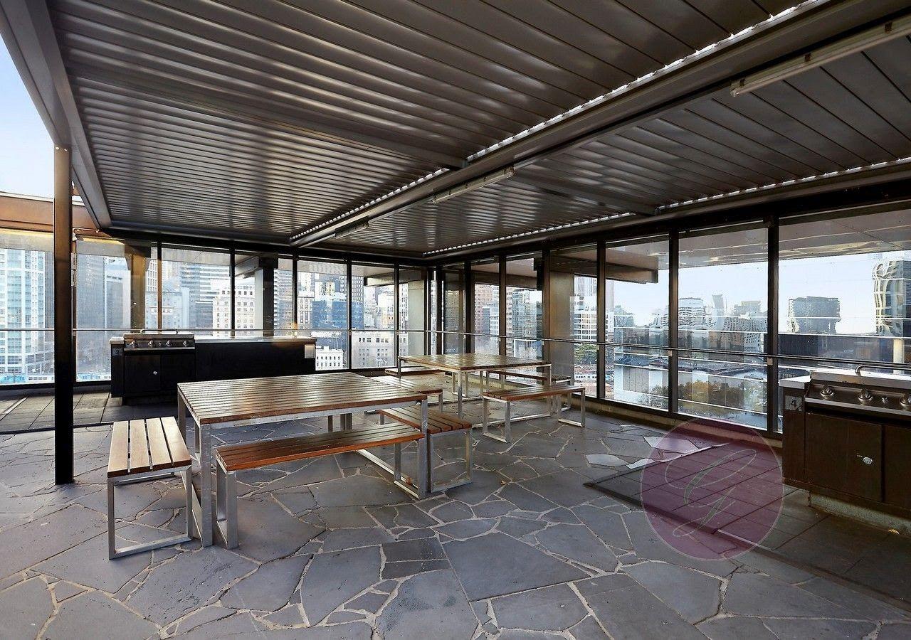 tenth floor bbq area