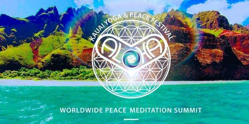 ALOHA Kauai Yoga & Peace Festival - North end of Lydgate Beach Park3-5920 Kuhio Hwy, Kapaa, HI 96754Friday Oct 4, 2019, 8:00 AM untilSunday Oct 6, 2019, 10:00 PM HST