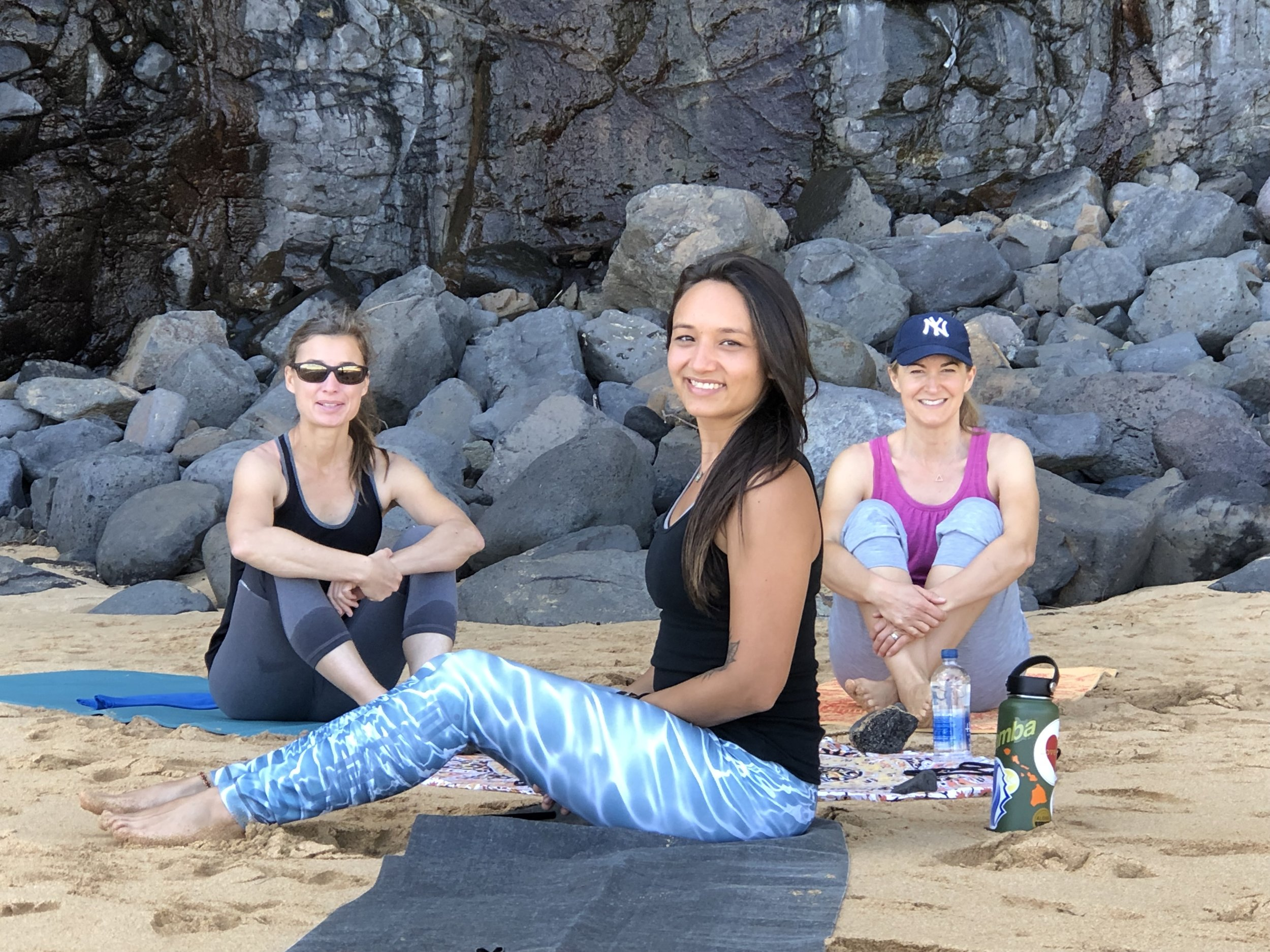 Private Yoga Class - ✧ We come to you!  Get a private yoga session at your own resort, condo, or hotel✧ Connect with the mana on a favorite local beach, receiving a class tailored to your level + preference.  You're pampered with aromatherapy, hands-on adjustments, + sound healing.Contact Me to coordinate time + details!