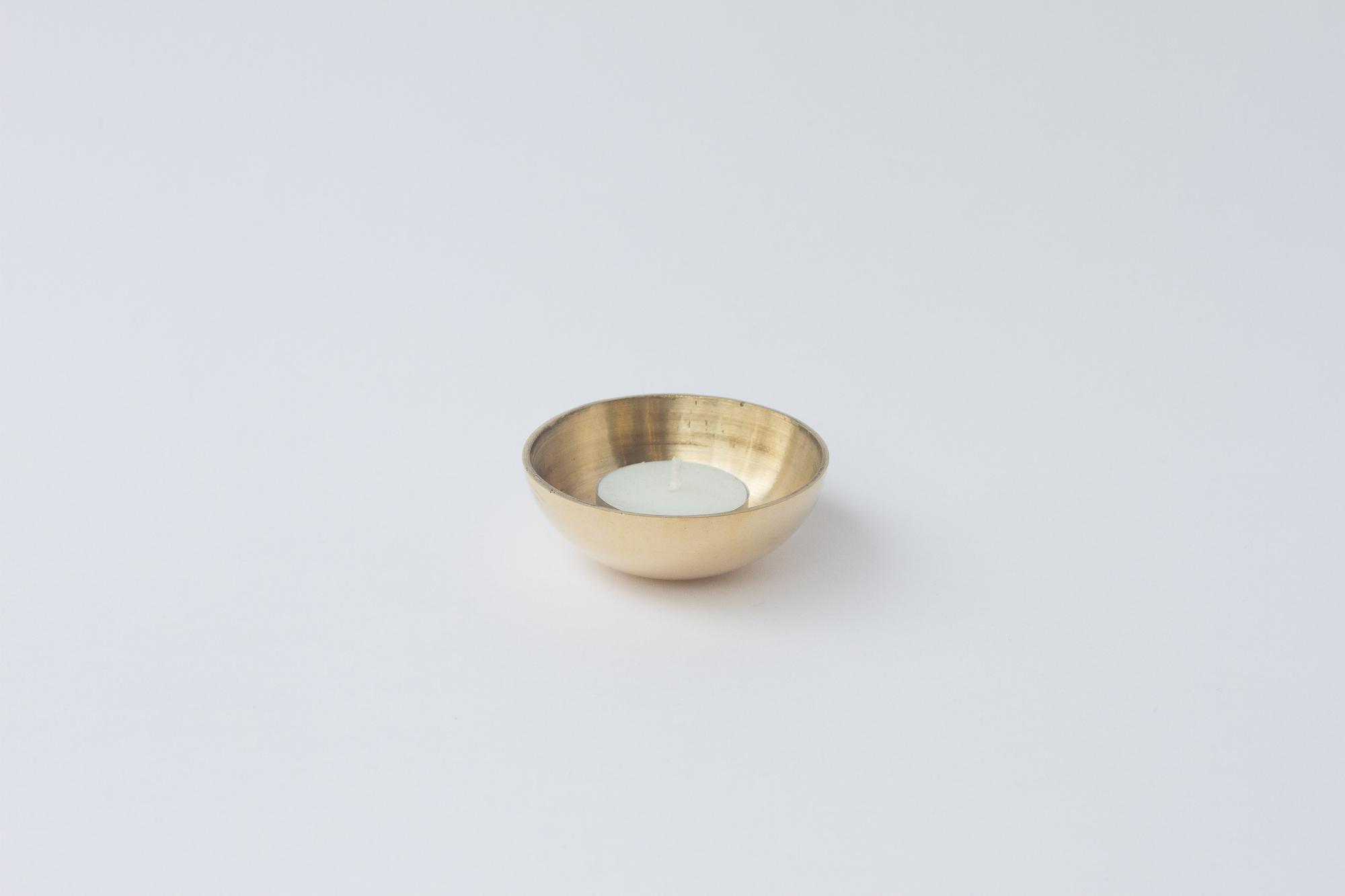 brass small candle tea holder.jpg