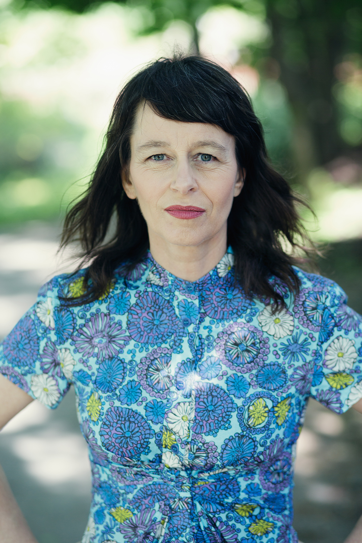 Anna Charlotta Gunnarsson Foto: Fredrik Bernholm