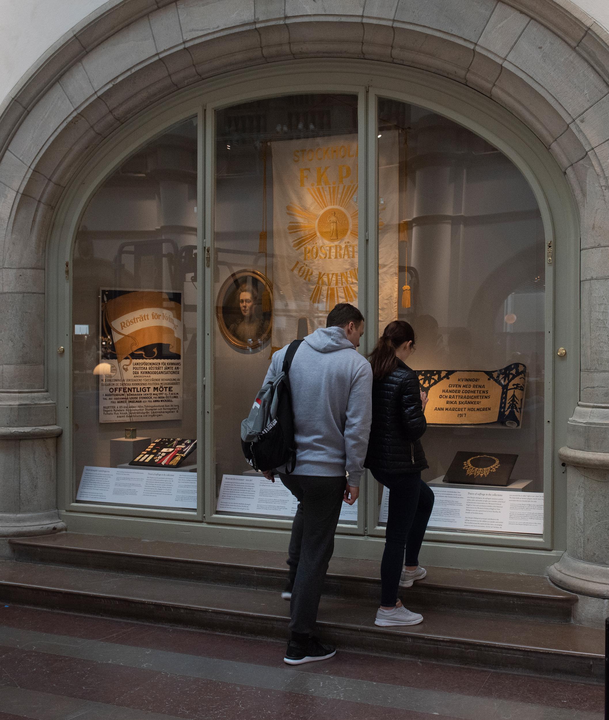 Foto: Peter Segemark och Karolina Kristensson, Nordiska museet.