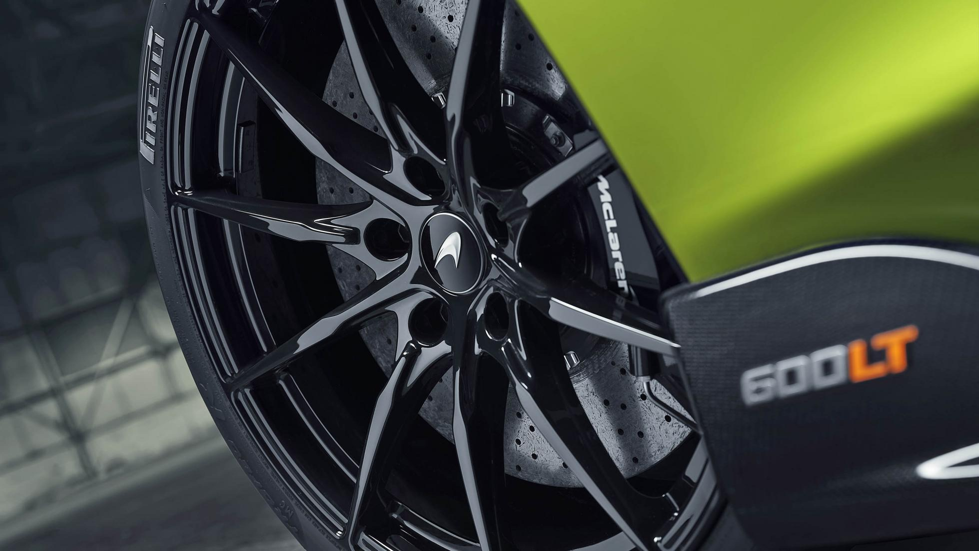 Images courtesy of  McLaren