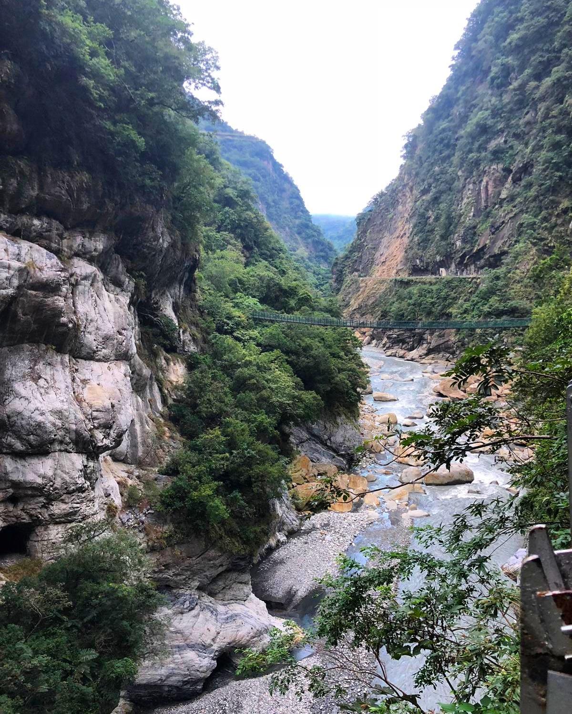 Taroko National Park hike