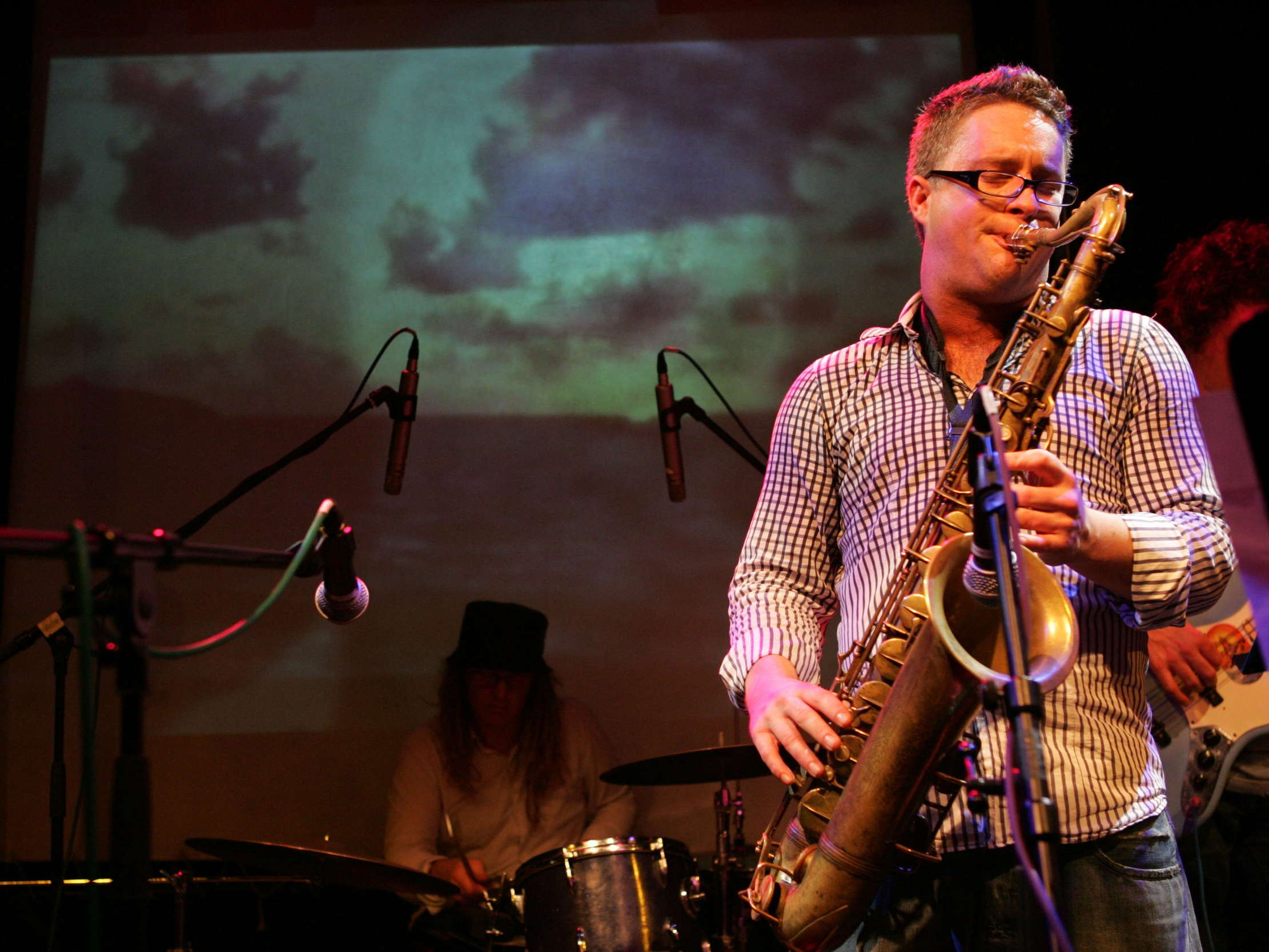 Stroud Jazz Sessions with Craig Crofton
