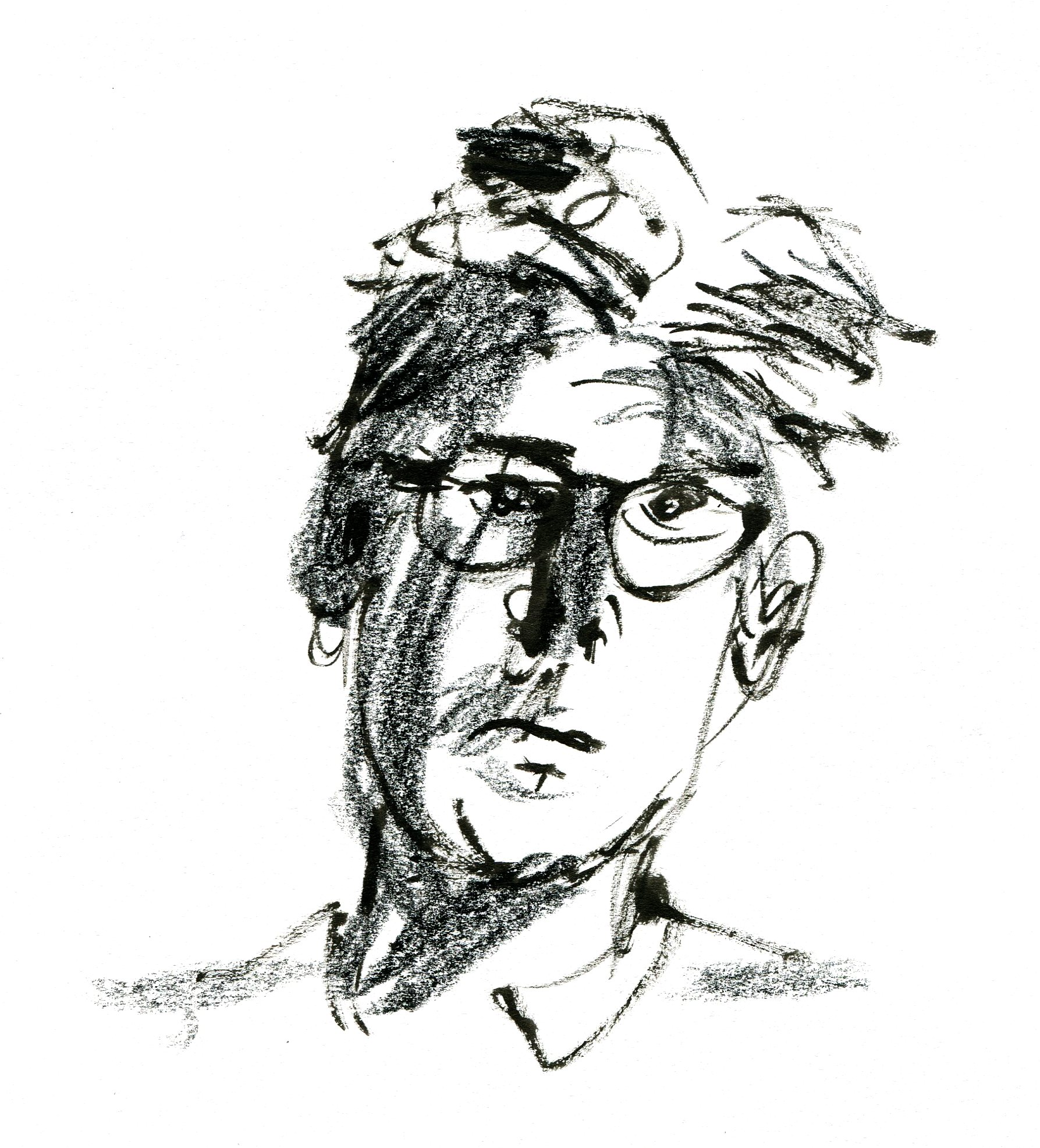 "Bill Jones - I am a freelance illustrator, writer, cartoonist and performer based in Gloucestershire, UK.My cartoons have appeared in Private Eye and my first book, The Life and Times of Algernon Swift, an illustrated novel of puns, was published in 2017 by Head of Zeus.I have a particular interest in crows, historical costume, nature and gardens, puzzles and wordplay.If you would like me to do some illustration work, design a puzzle trail or perform my show ""Growing Victorians in Your Garden"" at your venue, please get in touch."