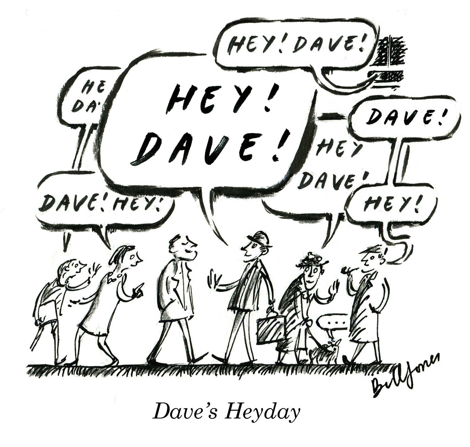 - Here is a link to a blog which I started in 2009 as a repository for my puns and cartoons:Hawker's Pot(For up-to-date information about current projects, please check the blog on this website.)