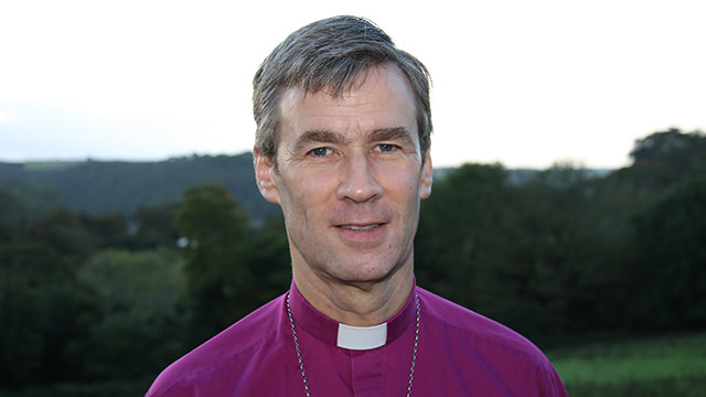 The Right Reverend Tim Thornton, Provincial Visitor and Bishop at Lambeth