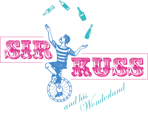 """who's """"Sir Kuss""""? - """"Sir Kuss"""" will cross the country and visit the citys, setting up his tent in different locations. Every time he's at a new location, he will bring you a new theme and story…this time he's with alice and her wonderland…so be updated and follow him.."""