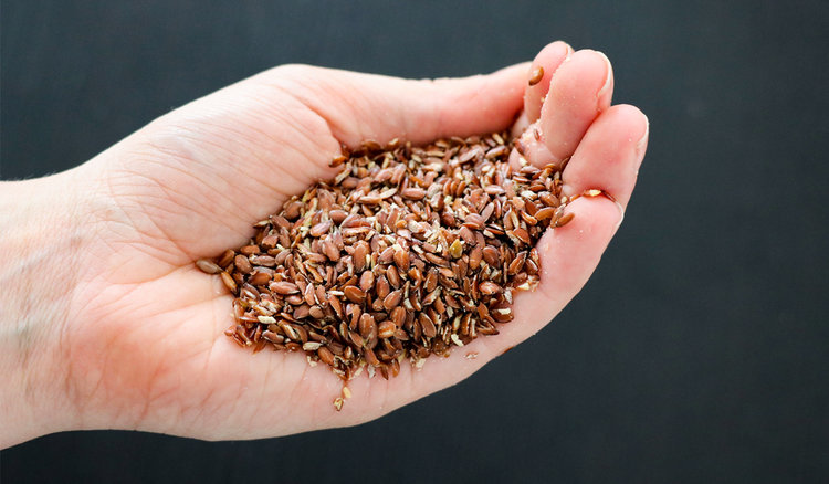 Seed cycling for positive pregnancy test