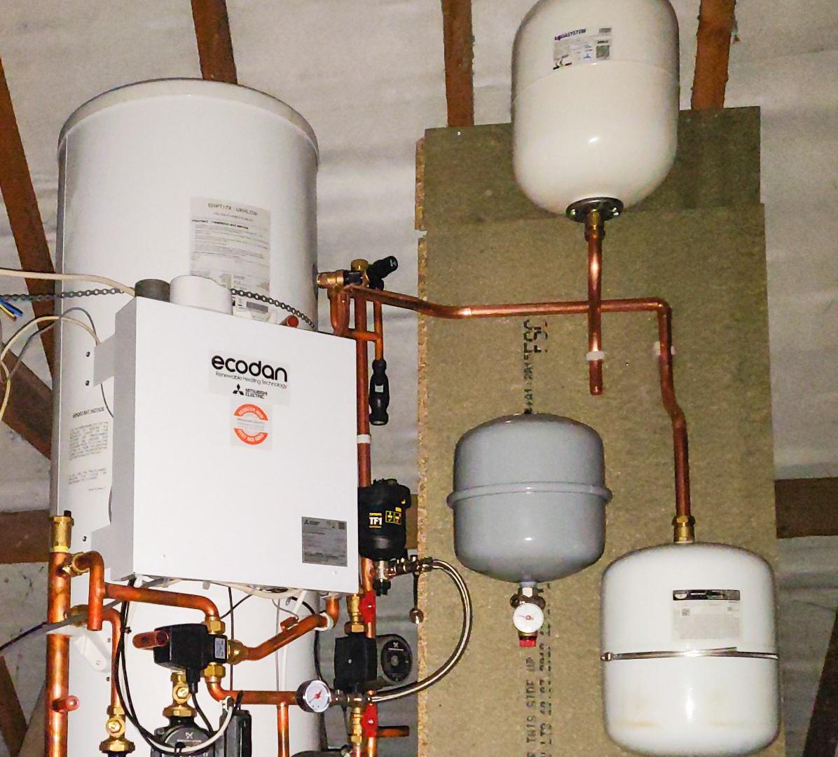 unvented cylinder installation maintenance nationwide