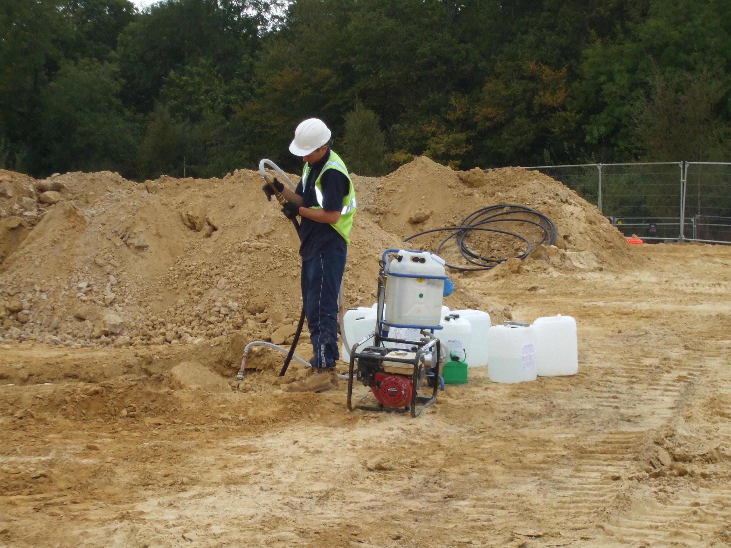 Ground Source Heat Pump GSHP Engineer Kent Nationwide