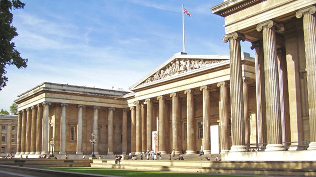 British Museum retro fit case study ecolution