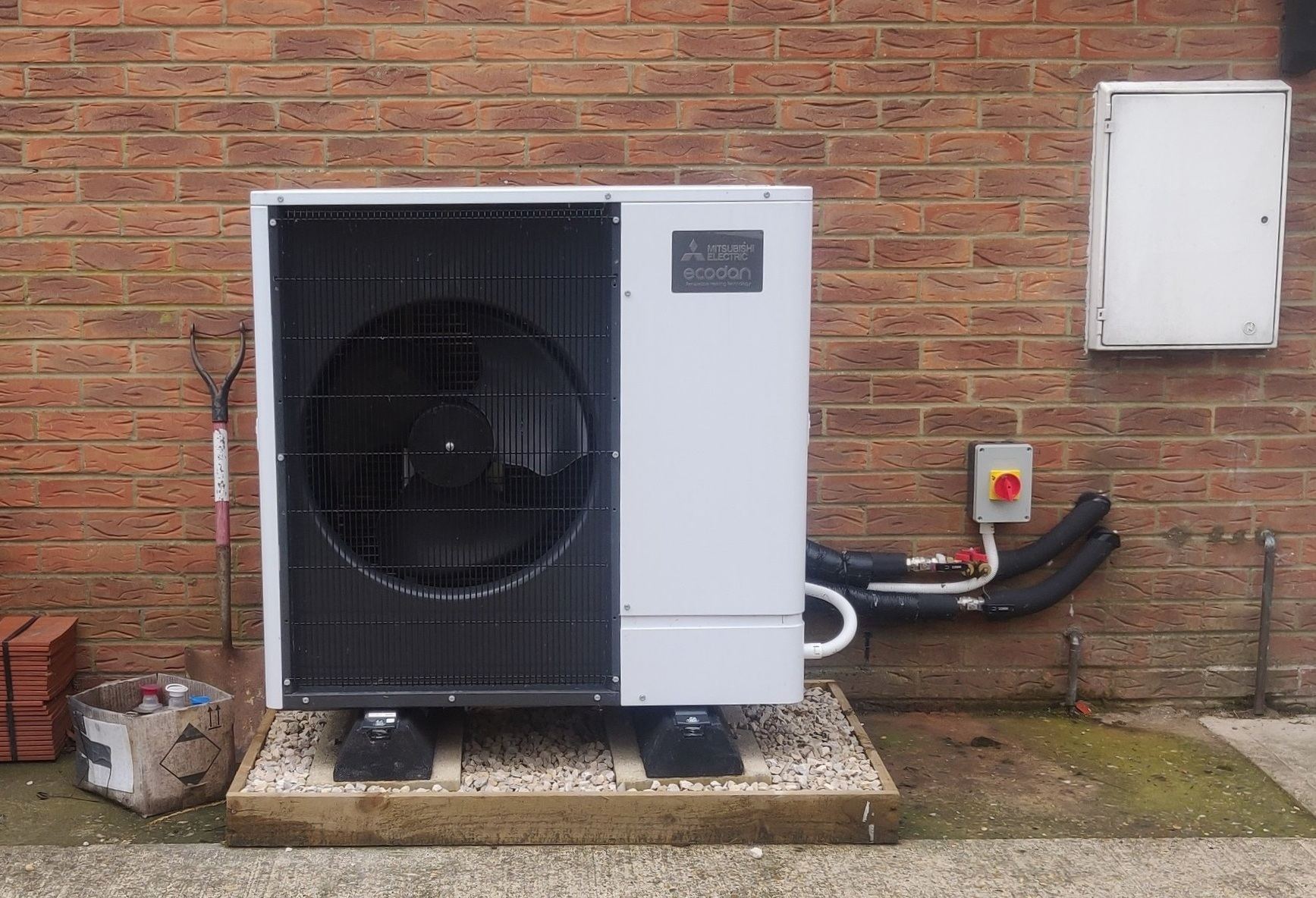 Air Source Heat Pump Installation Maintenance Kent West Malling