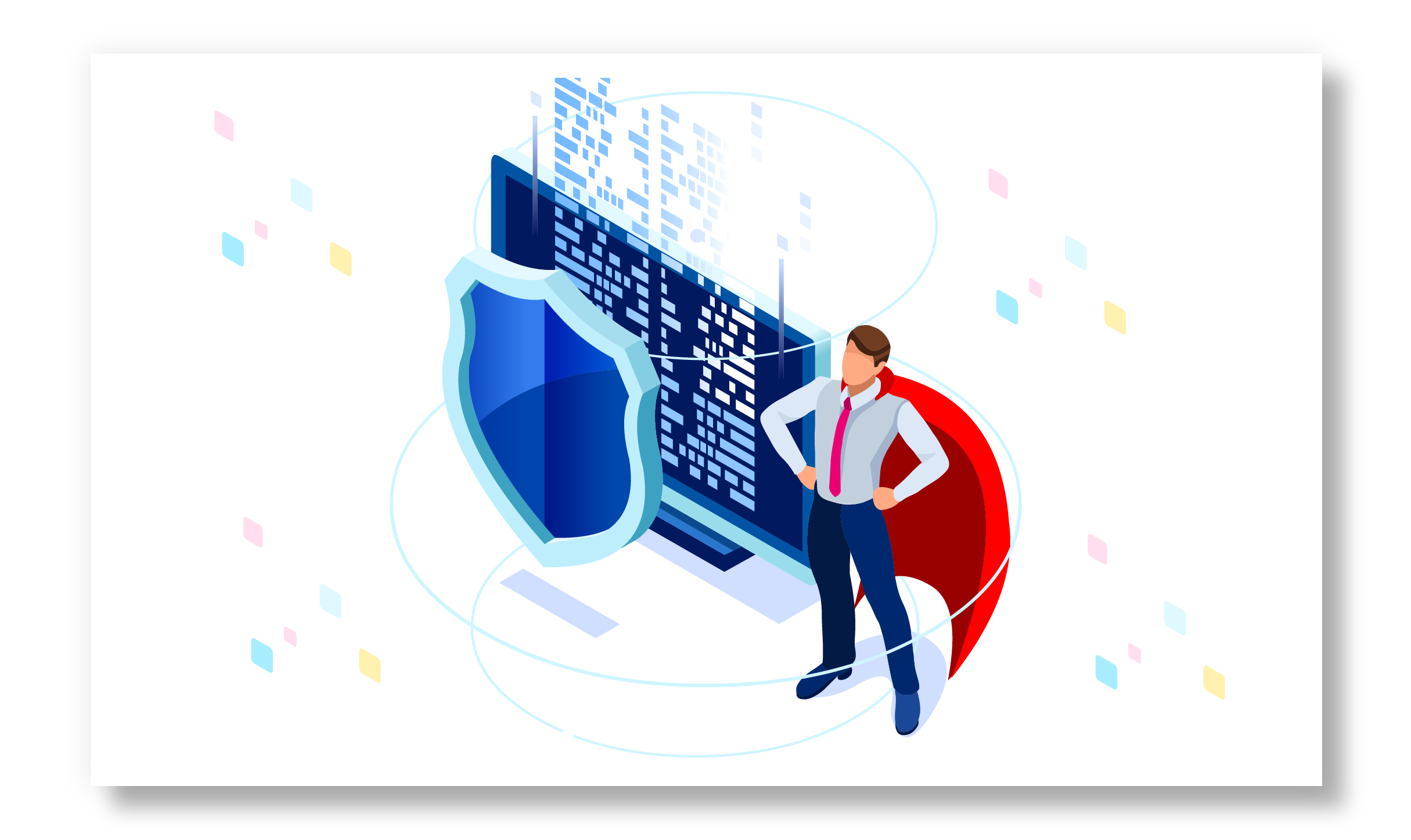 With the authority to easily grant and revoke user access, - your business can protect its network from potential disaster and breach. Your systems are safe in AERIFY.io hands.