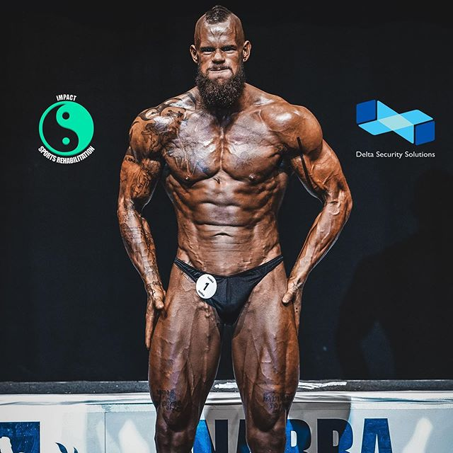 I want to say a massive and sincere THANK YOU to everyone who supported me through my preparation and give me special mention to my sponsors @impact_sports_rehab, @deltasecuritysolutionsuk, Alan Embleton and Wilsher Market Butcher without whom I really couldn't have done it. . . . . . #bodybuilding #bodybuilder #onstage #pose #hench #support #sponsor #help #thankyou #gratitude #muscular #ripped #gym #workout #youcandoit #motivation