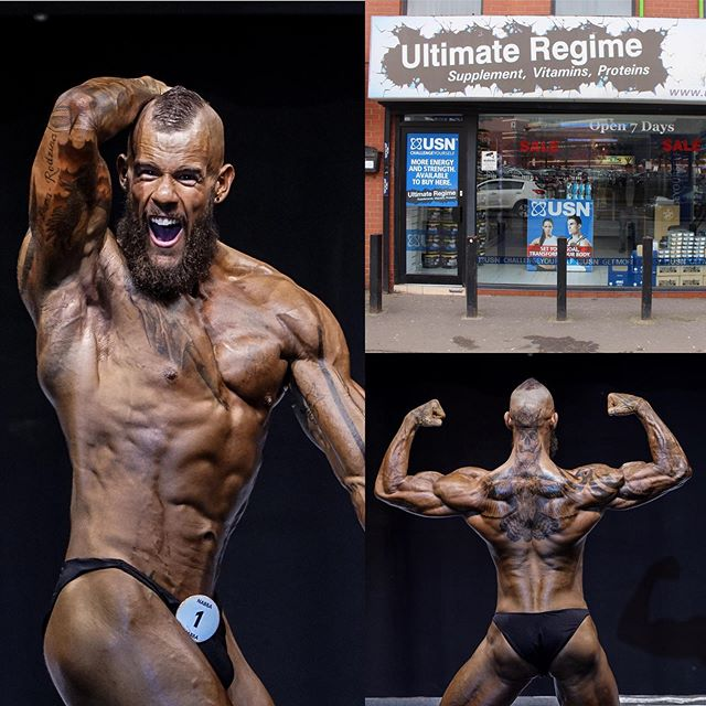 I could never have completed my journey alone and supplements are a key part of any bodybuilding diet. I've been sponsored and supported by @ultimateregime from the very beginning. From protein shakes, CLAs and a shit ton of believing in me. I cannot thank Adel, Frad and his family for everything they have done to help me achieve my dream. I can not recommend this shop enough. Much love. • • • • • YouTube - Jesuishench. Subscribe to follow me on my progress. • • • • • www.jesuishench.com. Free training plans, lifting advice, diet advice and more... • • • • • #gym #manchester #bodybuilding #nutrition #personaltrainer #exercise #motivation #fatloss #muscle #strong #training #diet #weightloss #lean #squats #doyouevenlift #me #legday #squats #bootyfordays  #doyouevenlift #blog #followforfollowback #me #legs #squats #squat  #chest #bench #deadlift #family