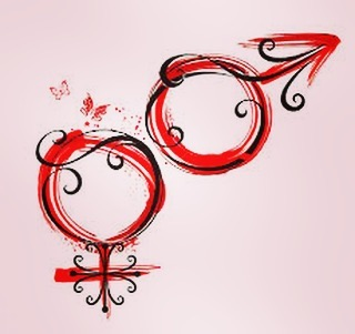 Relax! This isn't a heteronormative dog whistle. Today, Venus and Mars—representing the yin and yang aspects of life—align, something that only happens once every other year. It's a time to explore our own balance (or lack thereof) and play with these powerful energies! www.starsandstoneshealing.com