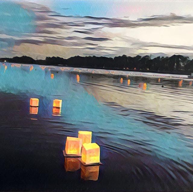 Water Lantern Festival!