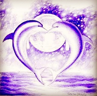 Venus and the moon make a supportive 90º-trine in water signs today. This is how that makes me feel.... www.starsandstoneshealing.com