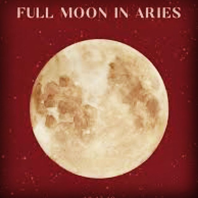 Tonight's Aries full moon is calling you to take that next big step toward one of your highest visions or goals. As for anything that *seems* to be in your way... that's what those long, strong horns are for! www.starsandstoneshealing.com