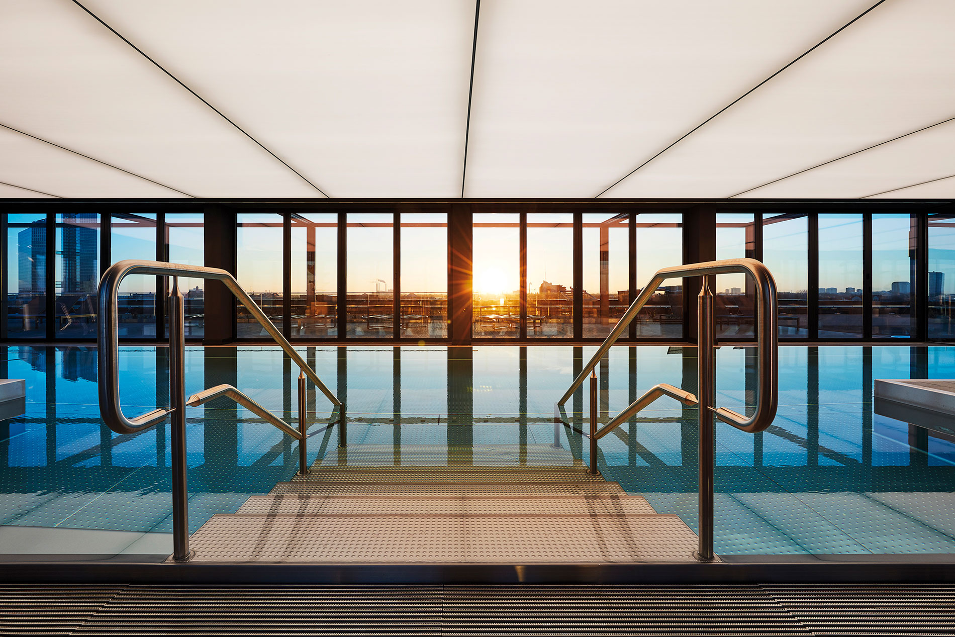 Wellness In Munchen Spa At The Andaz Fitness Club Spa At The Andaz