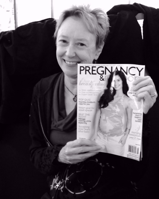Pamela was interviewed for Pregnancy & Newborn Magazine article, Childbirth 101
