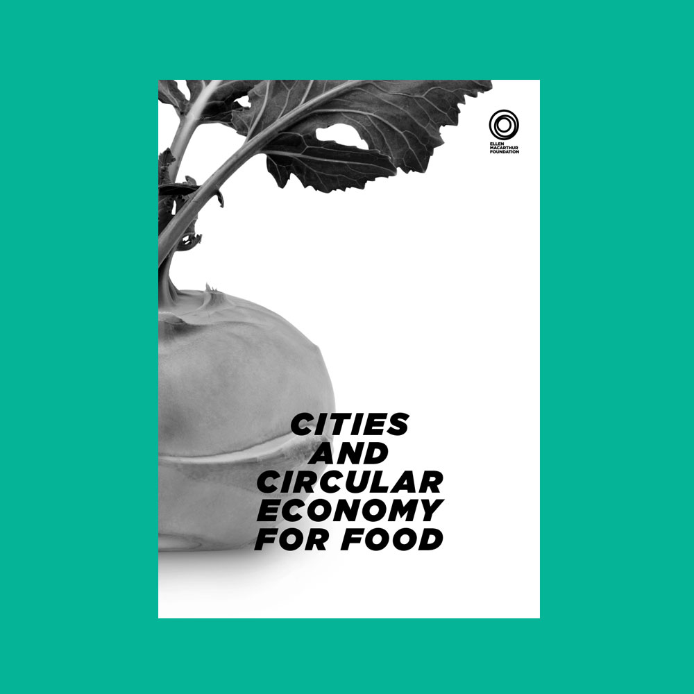 Cities and the Circular Economy for Food -