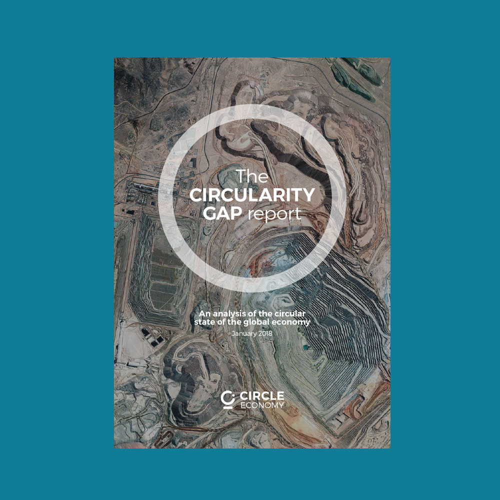 Circularity Gap Report (2018) -