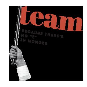 burger monger team
