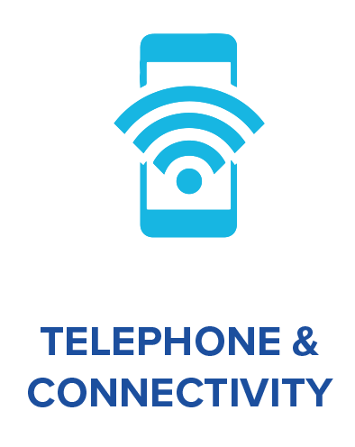 Telephone & Connectivity