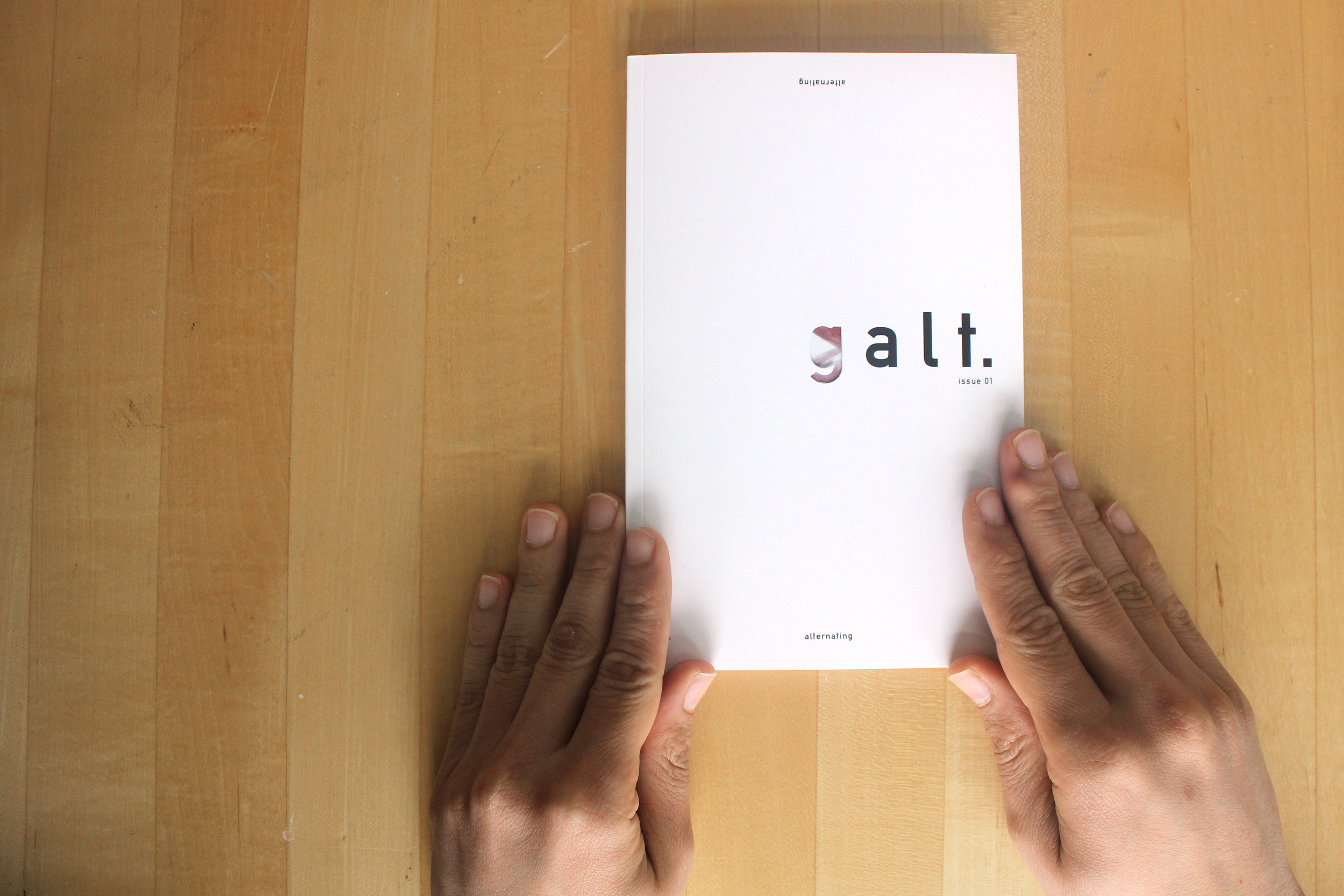 galt. : a student publication at University of Waterloo