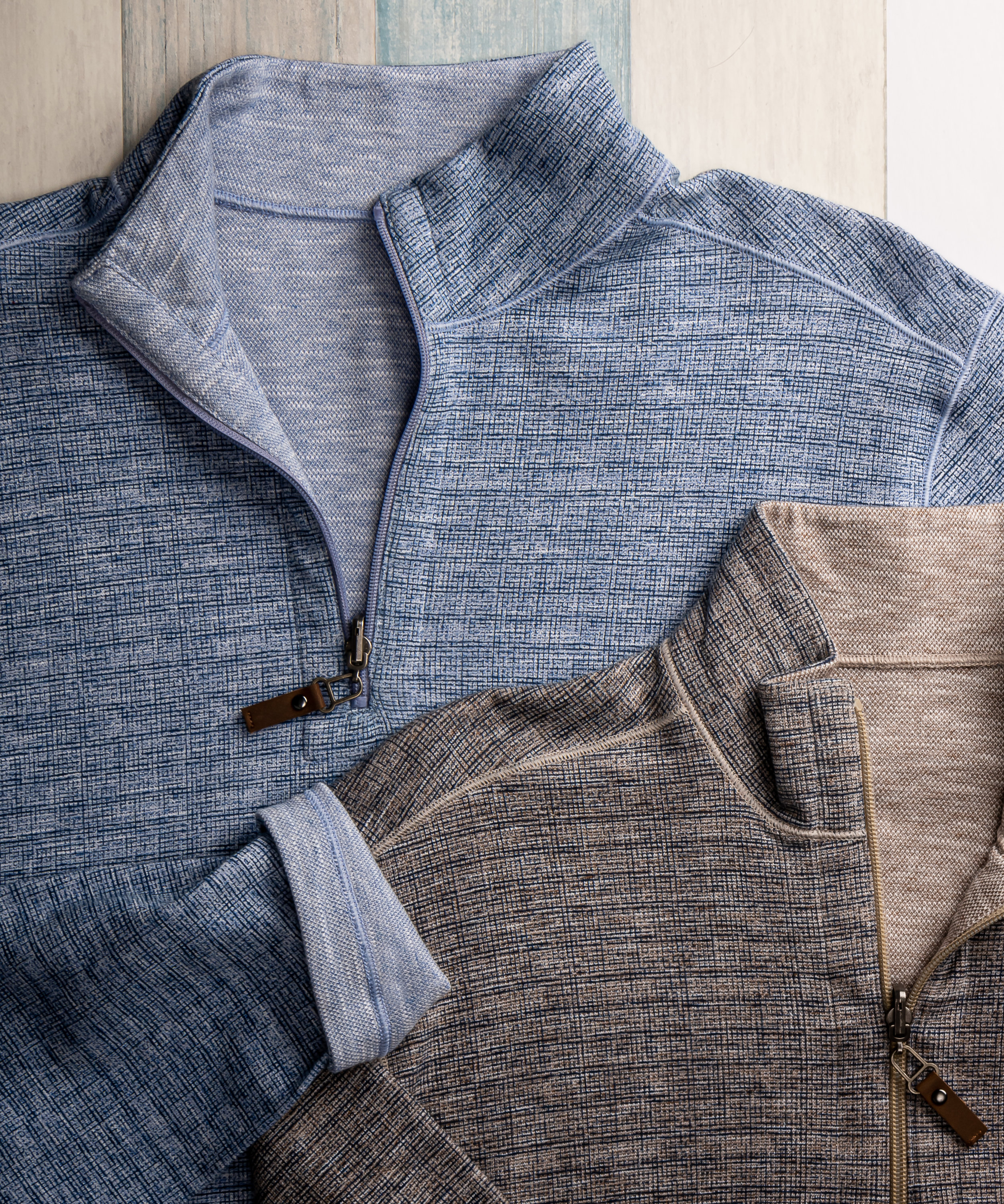 Reversible Performance Knits
