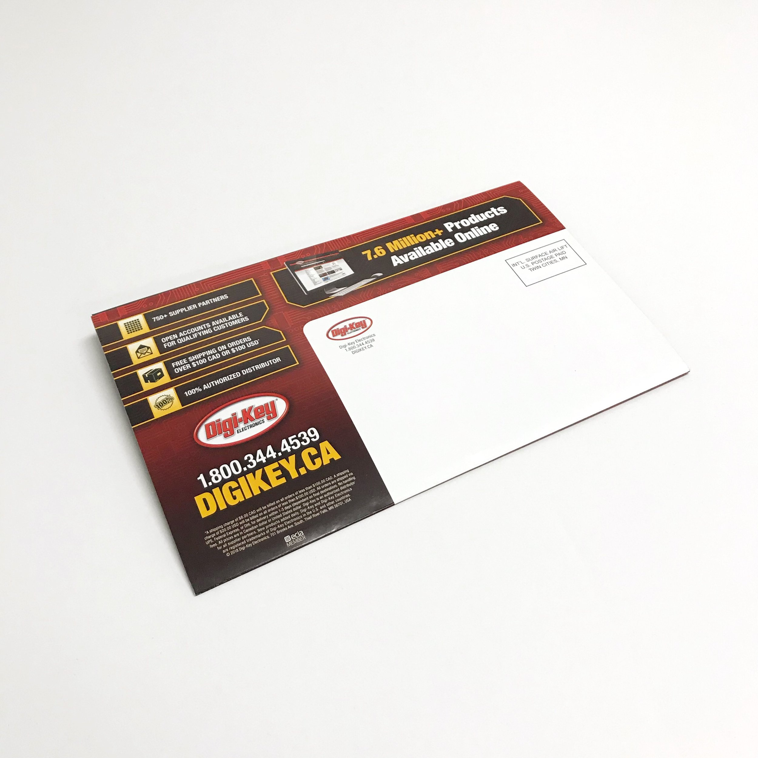 High quality professional corporate mailing solutions printed in Minnesota