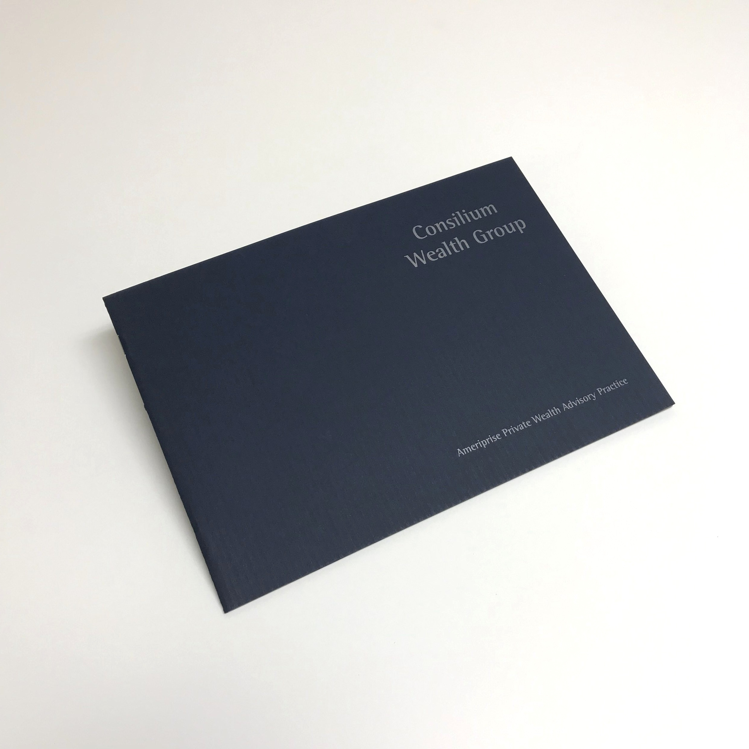 Professional corporate booklets printed in Minnesota