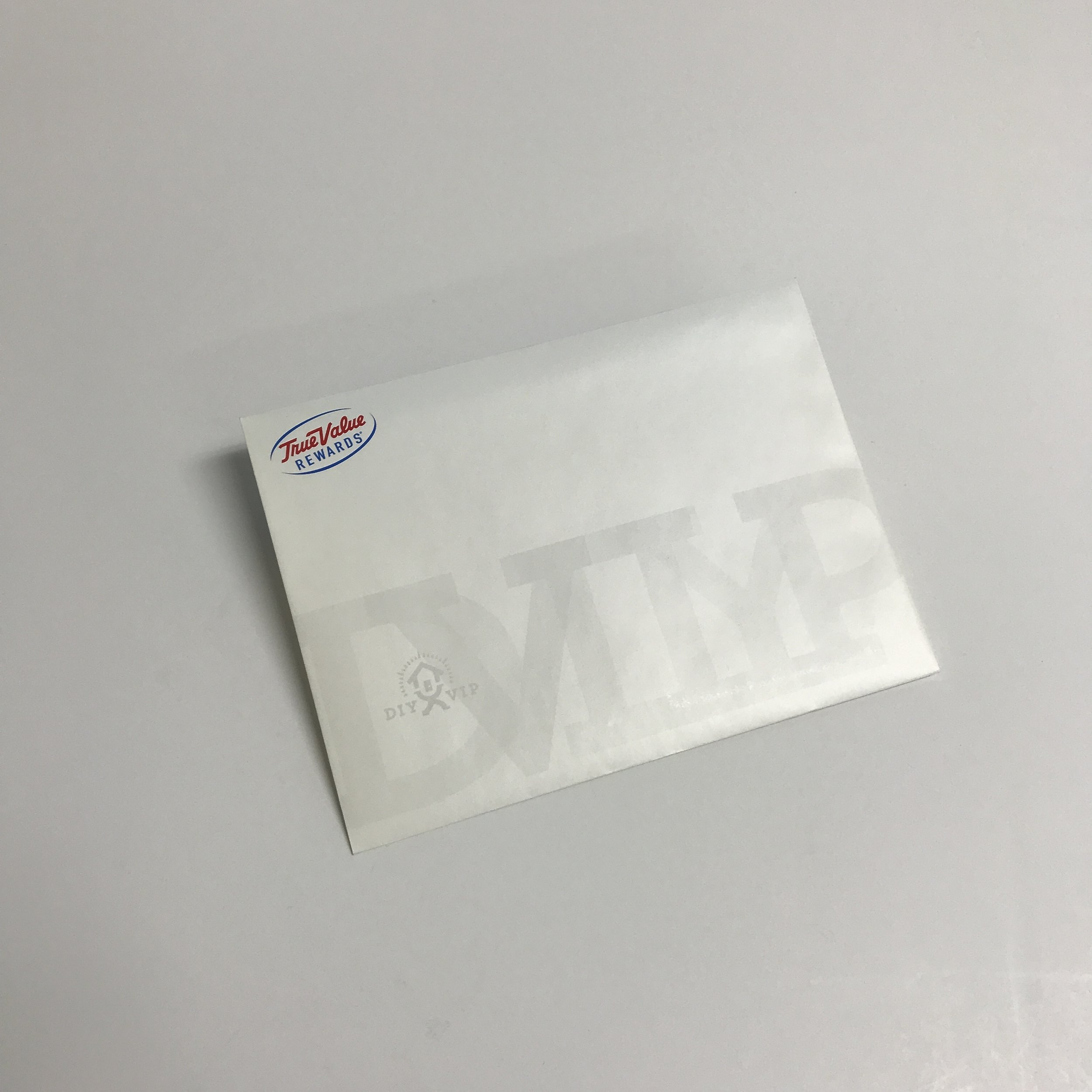 Custom corporate envelope printed in Minneapolis