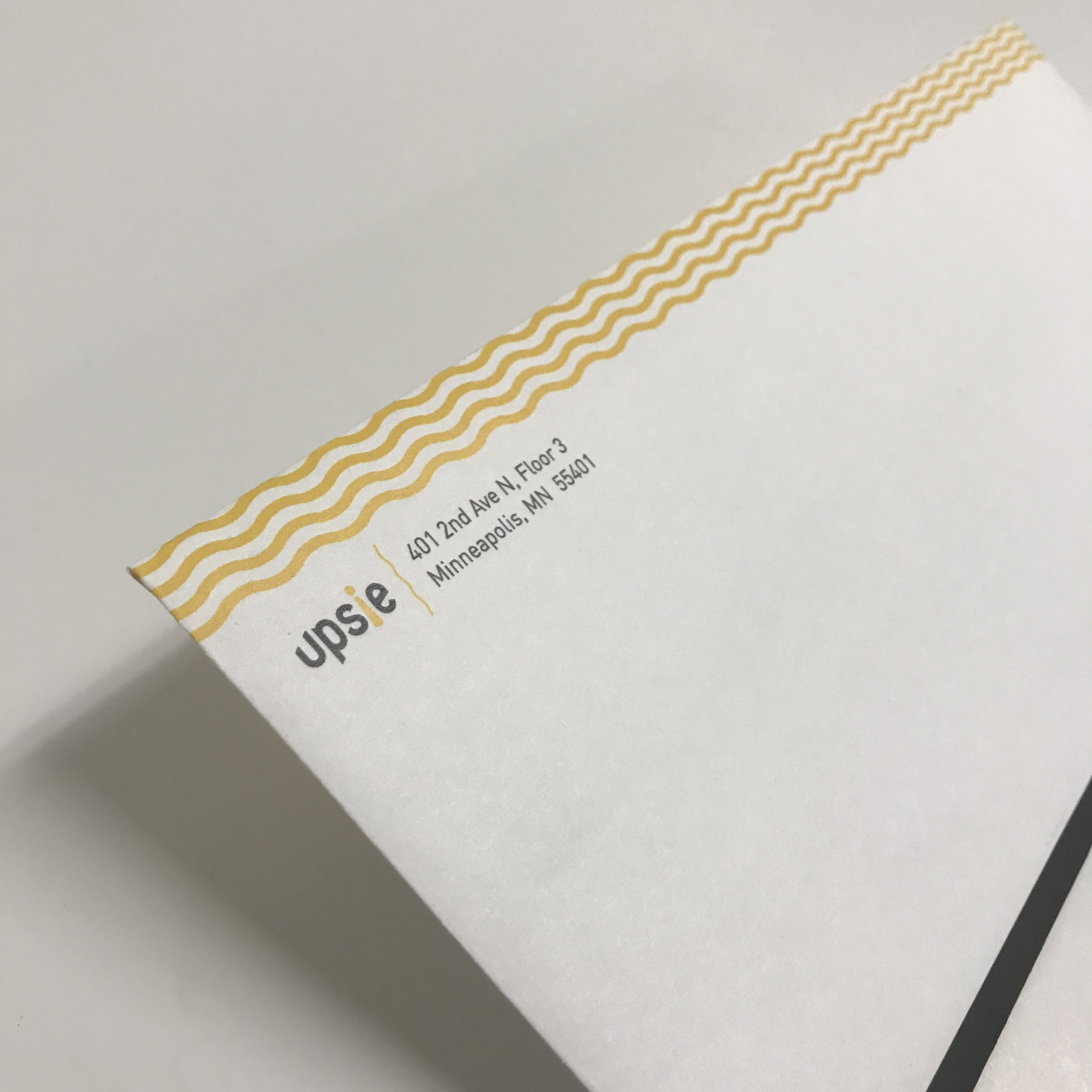 Professional corporate envelopes printed and converted in Minnesota