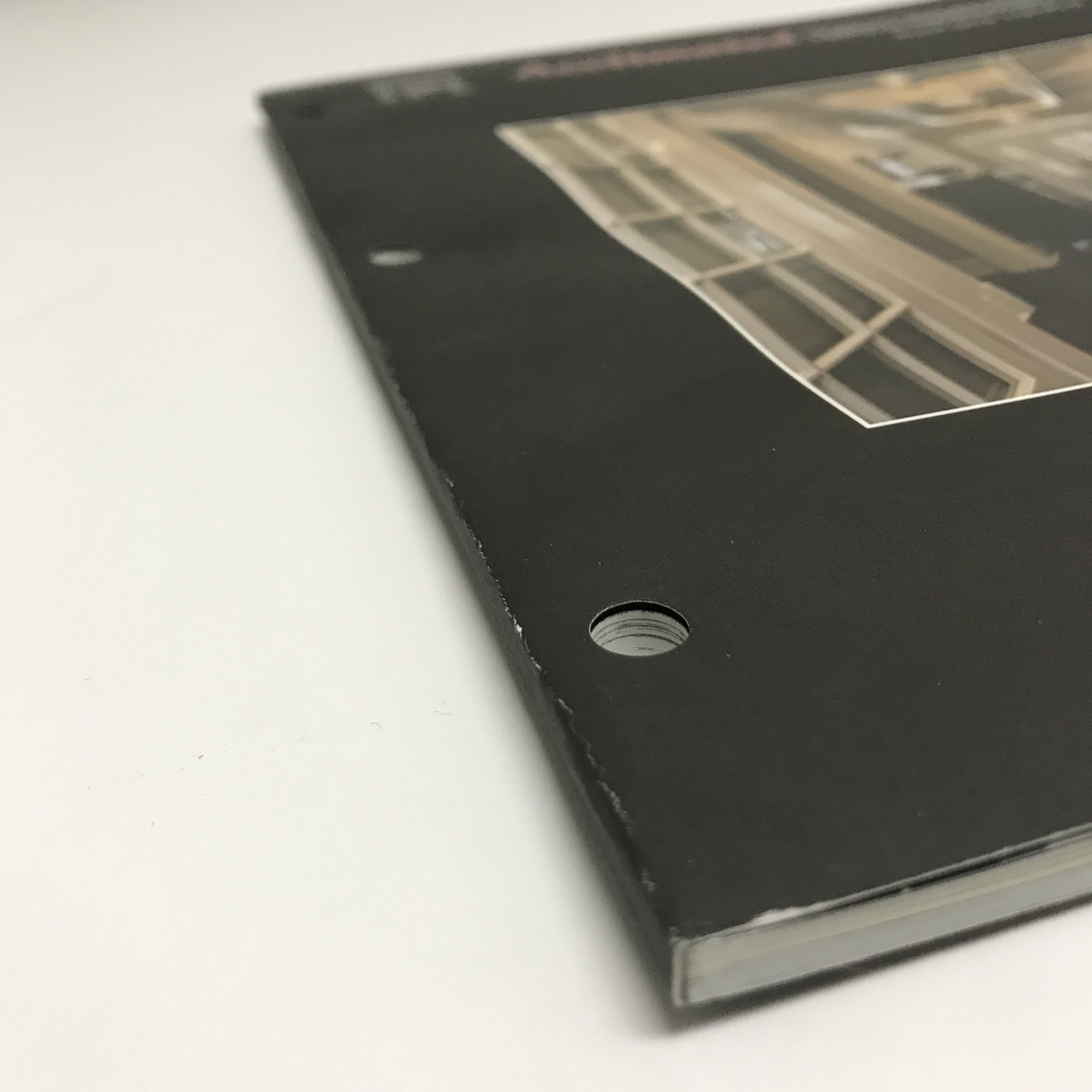 Custom binding for booklets and magazines at Anderberg Print