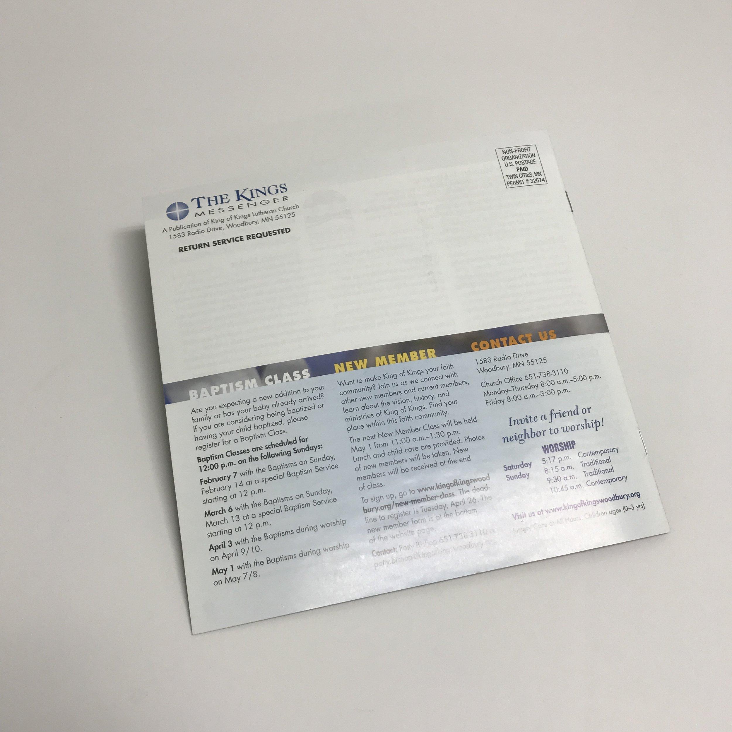 Mailing -