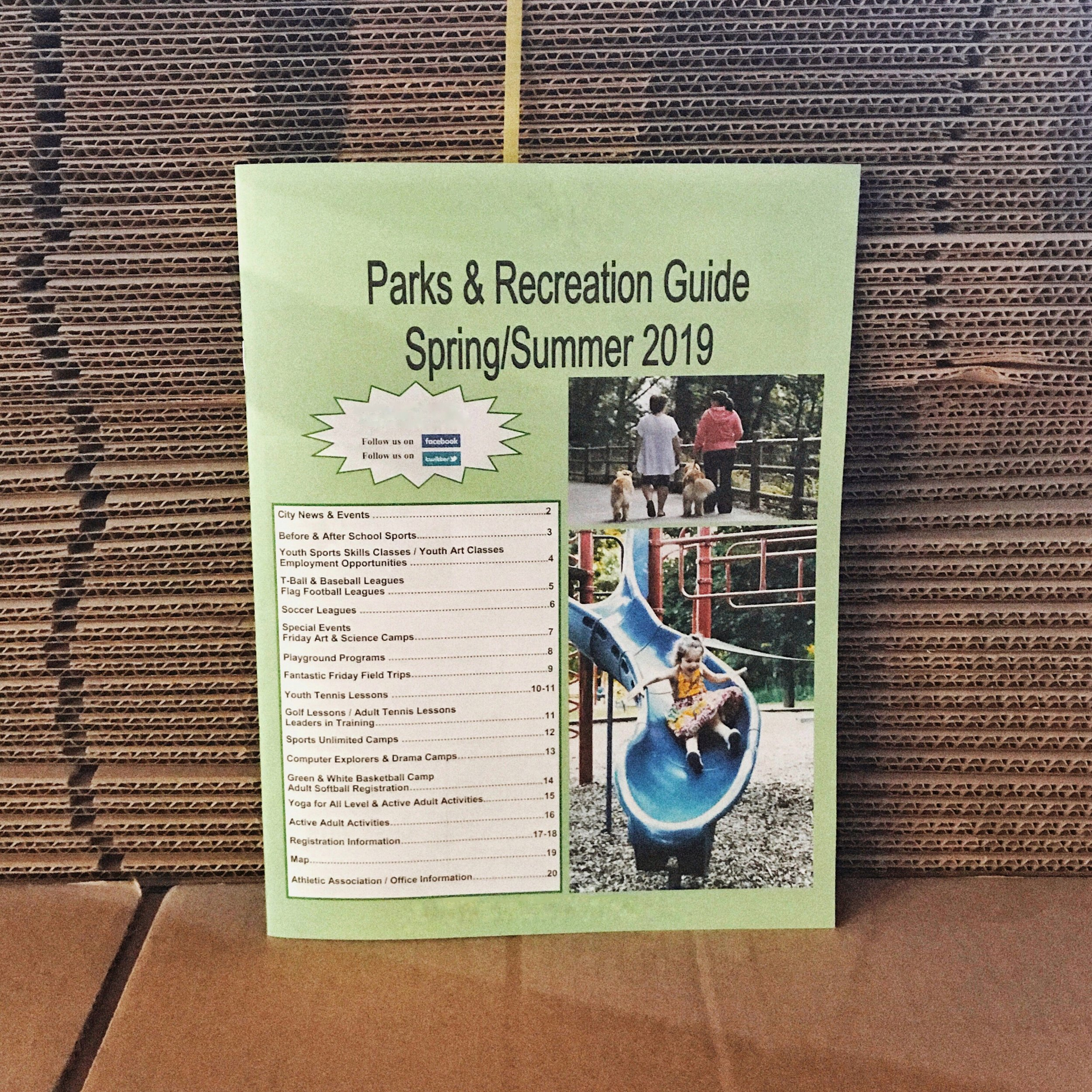 Local government booklet trimmed in Minnesota